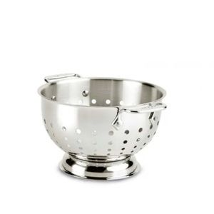 All-Clad 3 Qt. Stainless Steel Colander